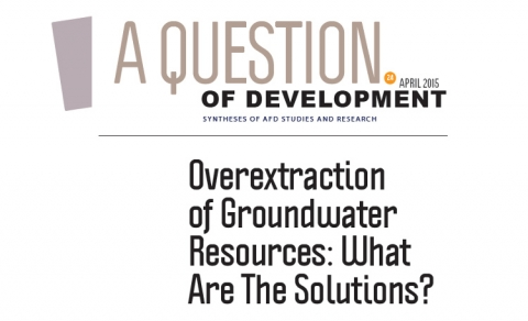 Over extraction of Groundwater Resources: What Are The